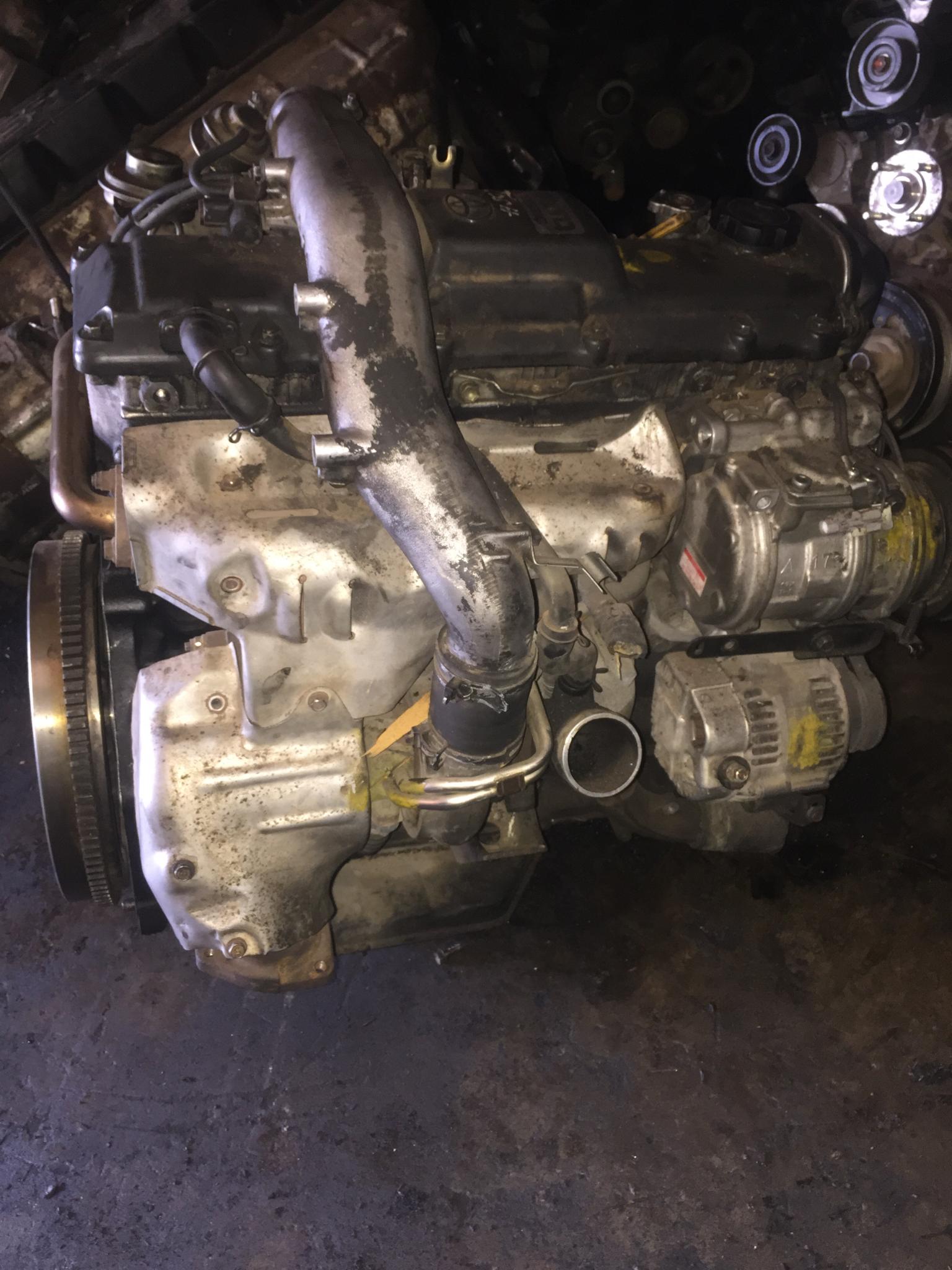 Engine 1kz