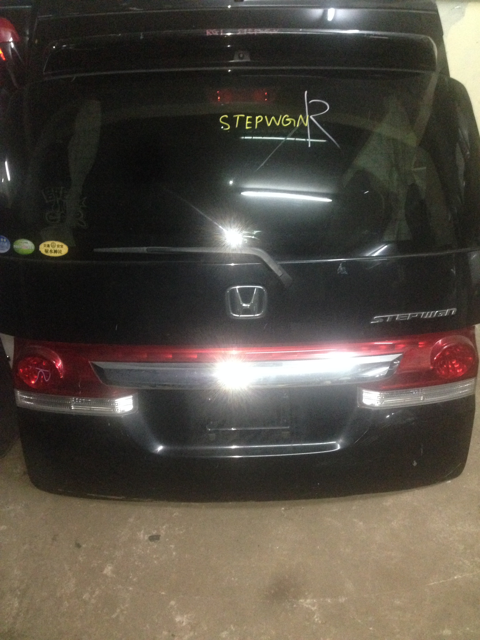 Honda stepwgn boot 00961
