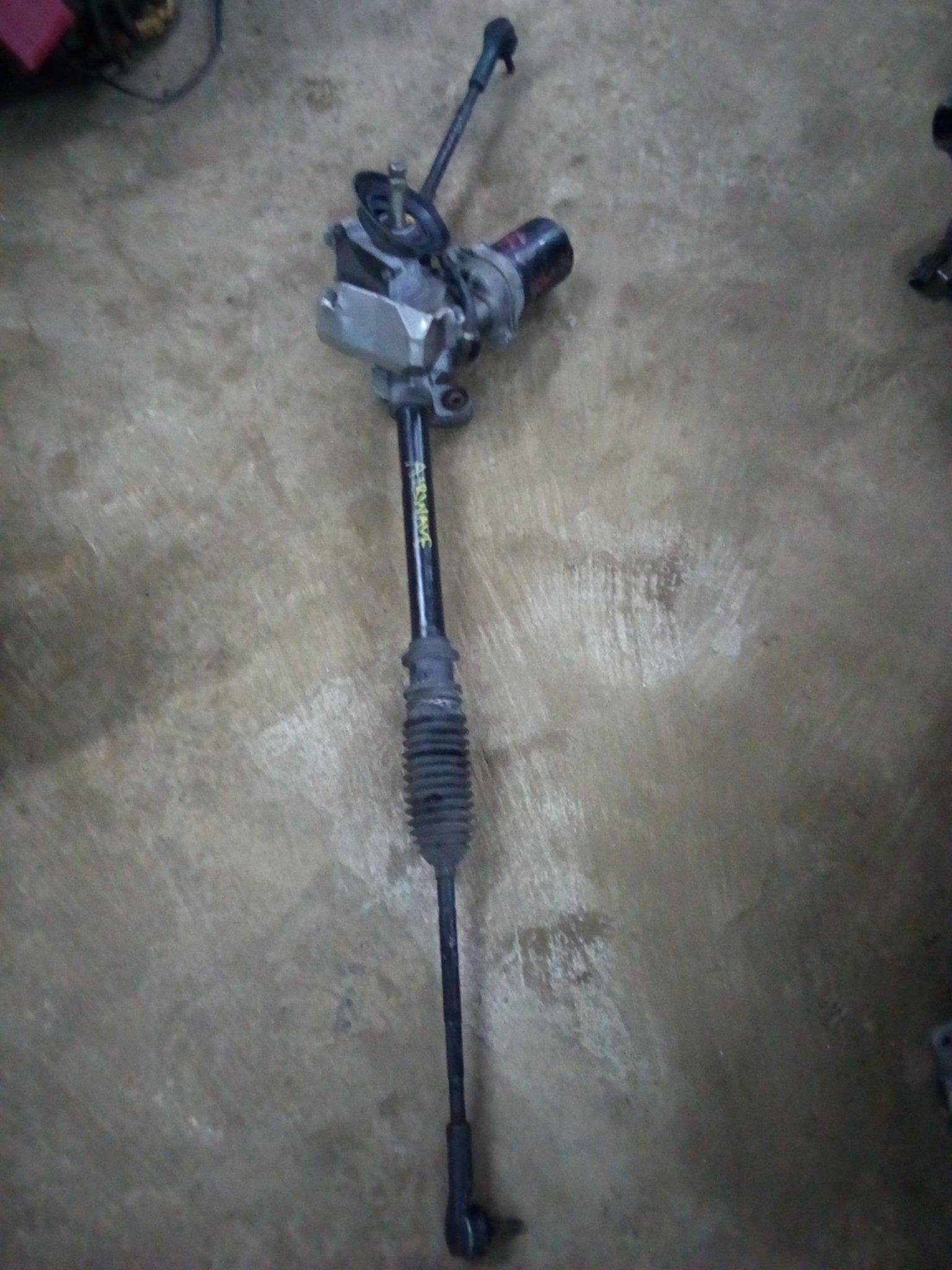 Honda airwave steering rack 01050