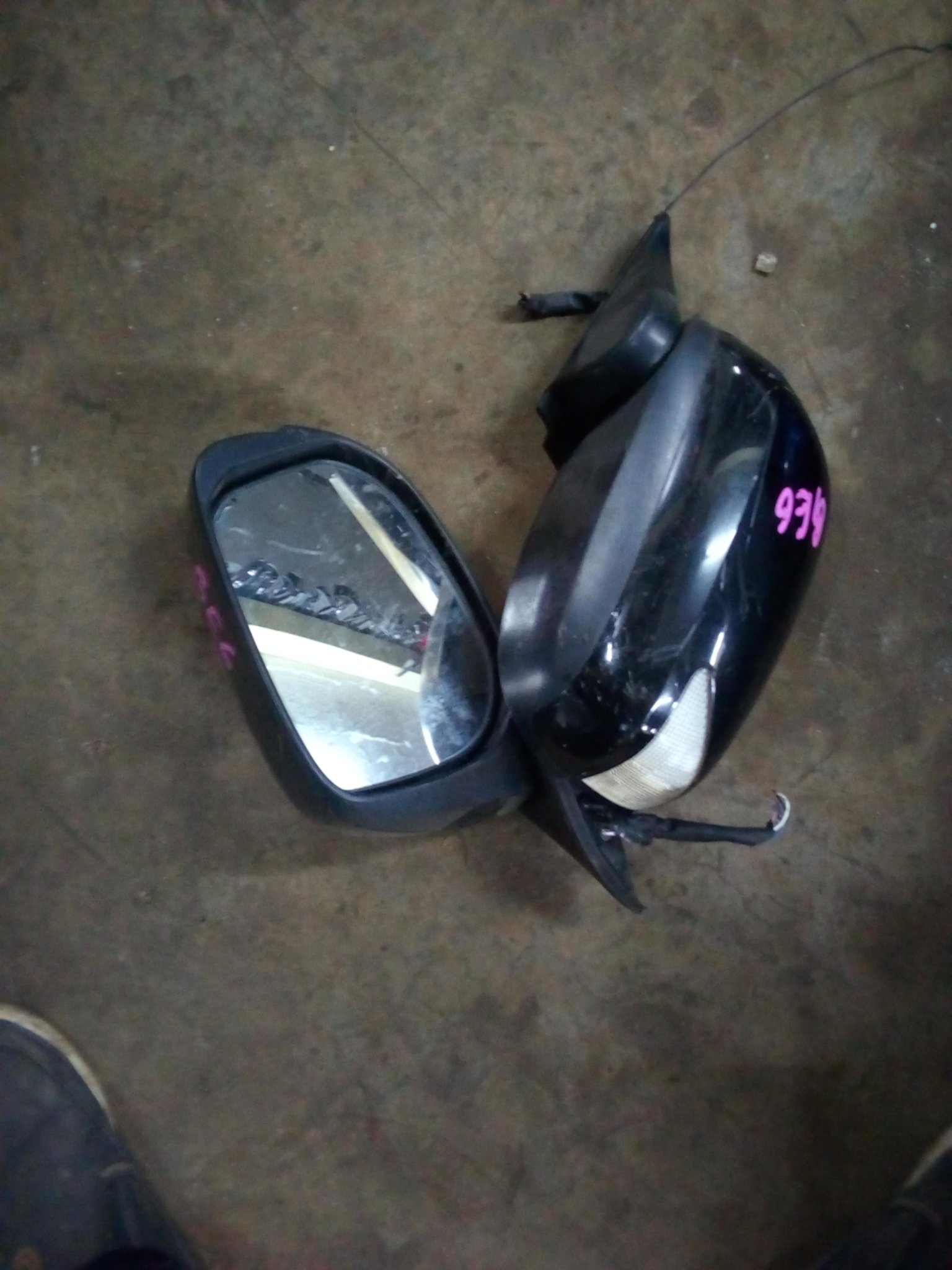 Honda fit ge6 side mirror alsy027