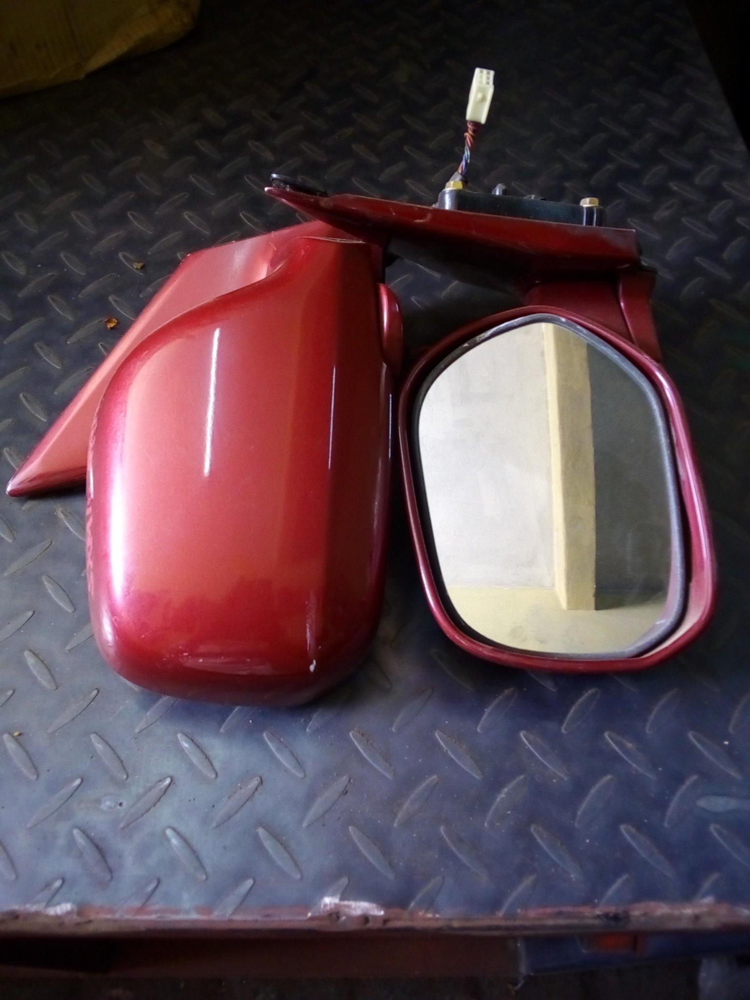 Toyota gaiya side mirror alsly070