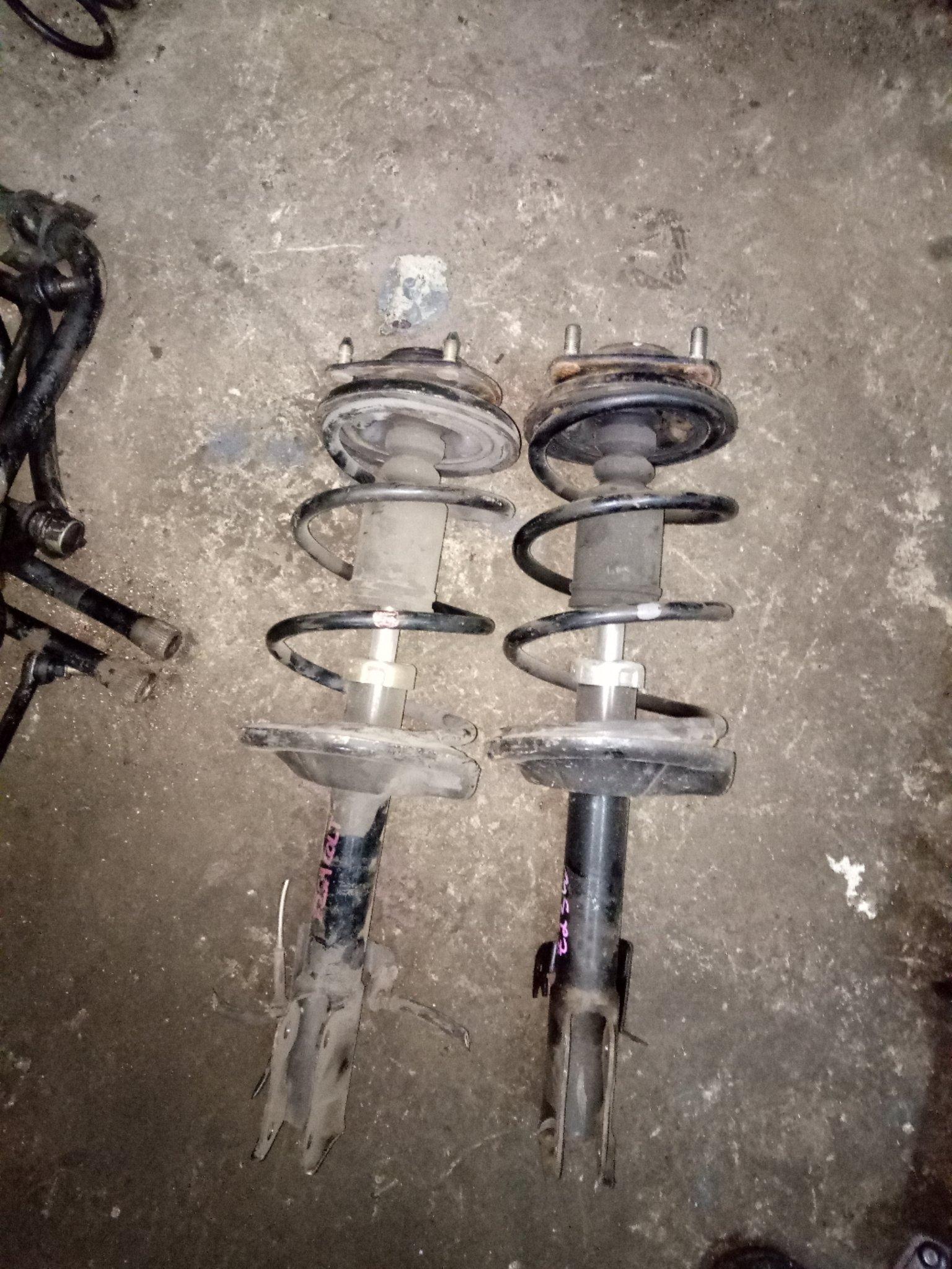 Mitsubishi colt front shocks alsy01329