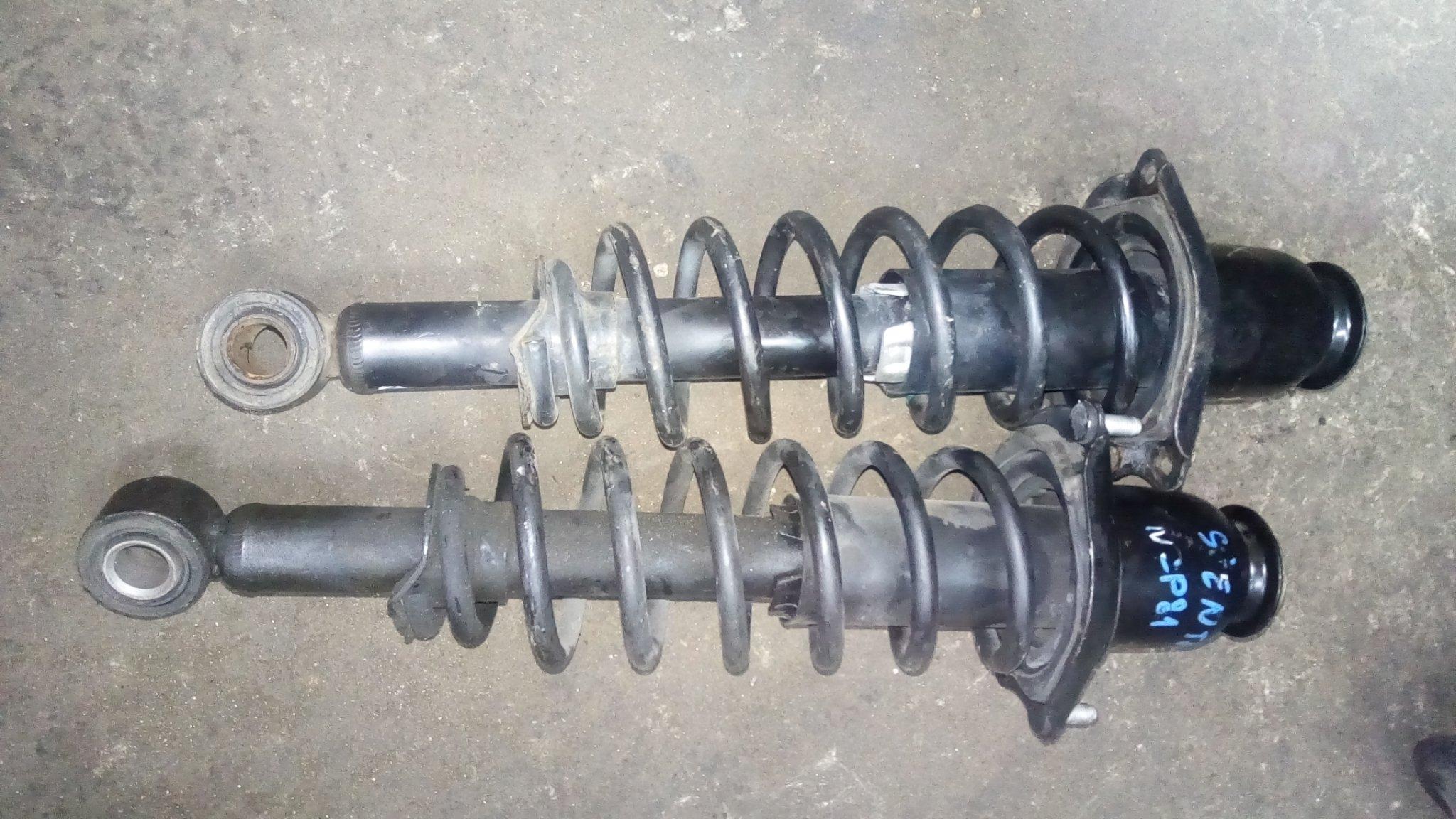 Sienta ncp81 front shocks 01330