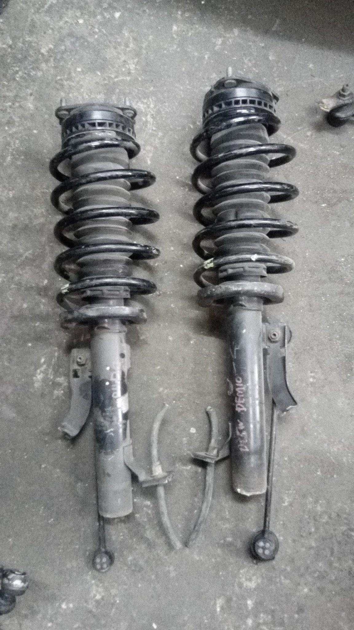 Mazda Demio front shocks 01348