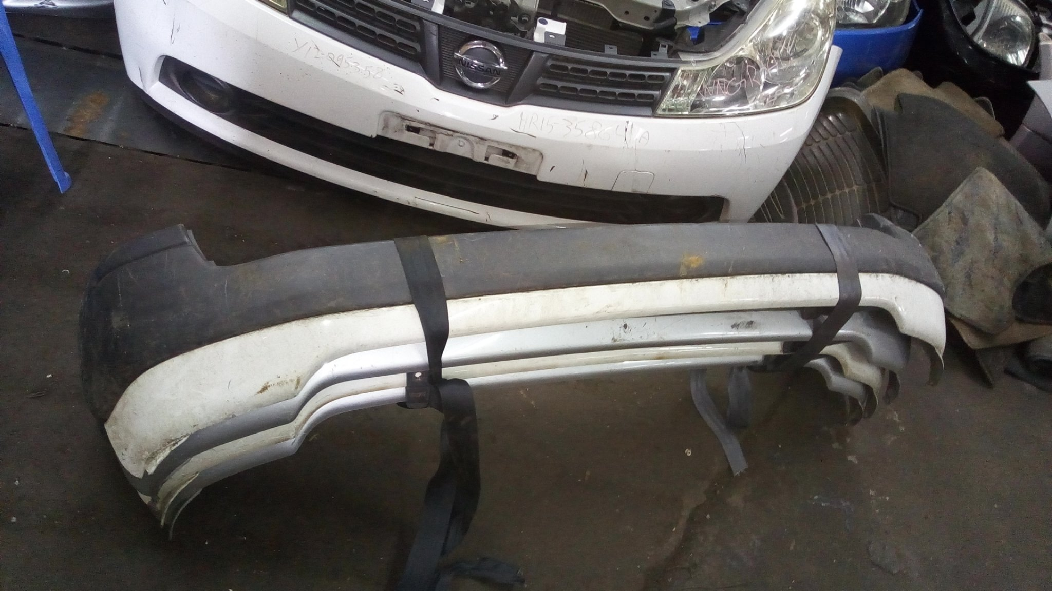 Toyota succeed rear bumper 01370