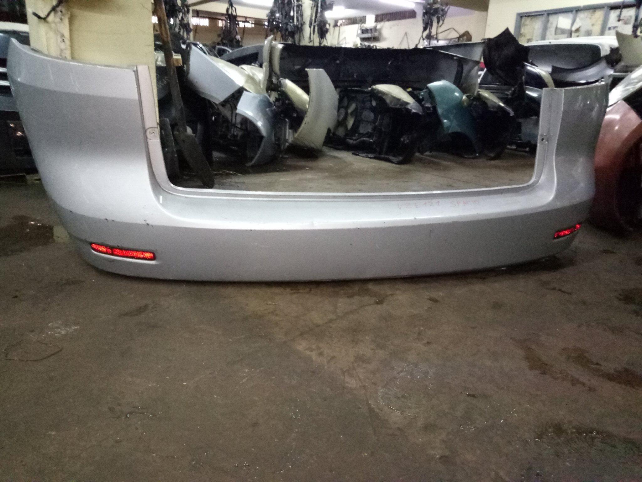 Toyota spacio rear bumper alsy0131