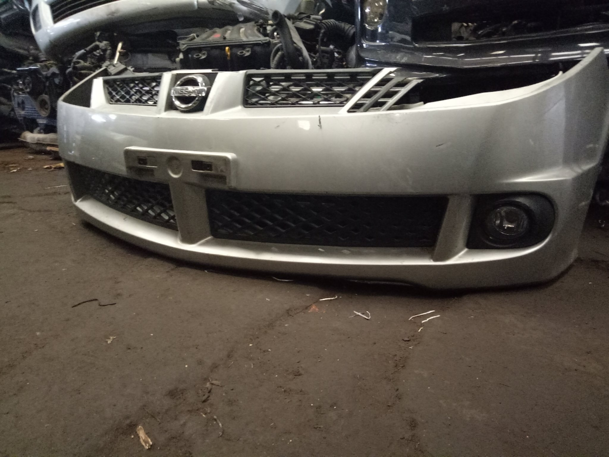 Nissan Y 11 front bumber auto1380