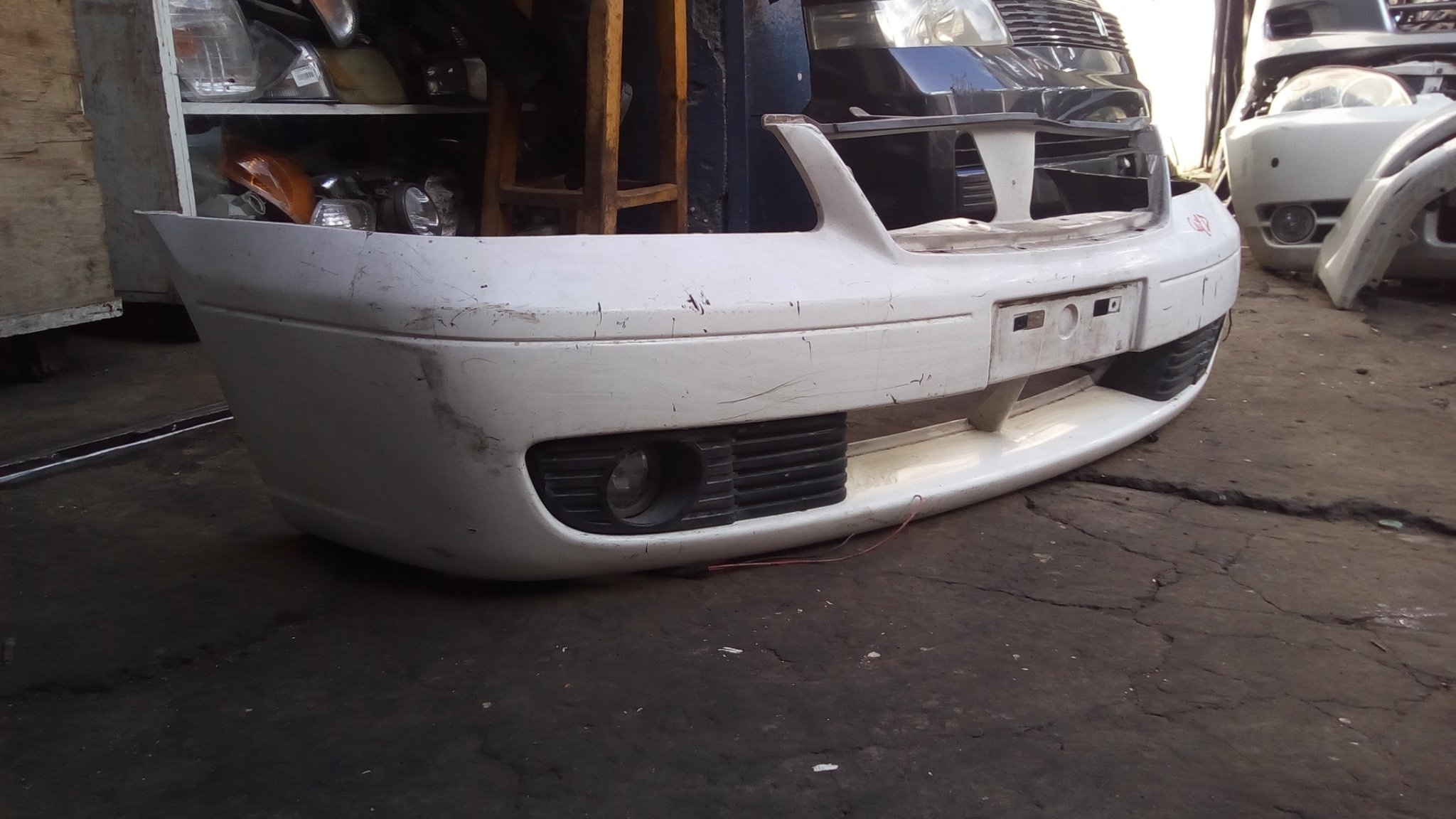 Nissan b15 front bumper 01384