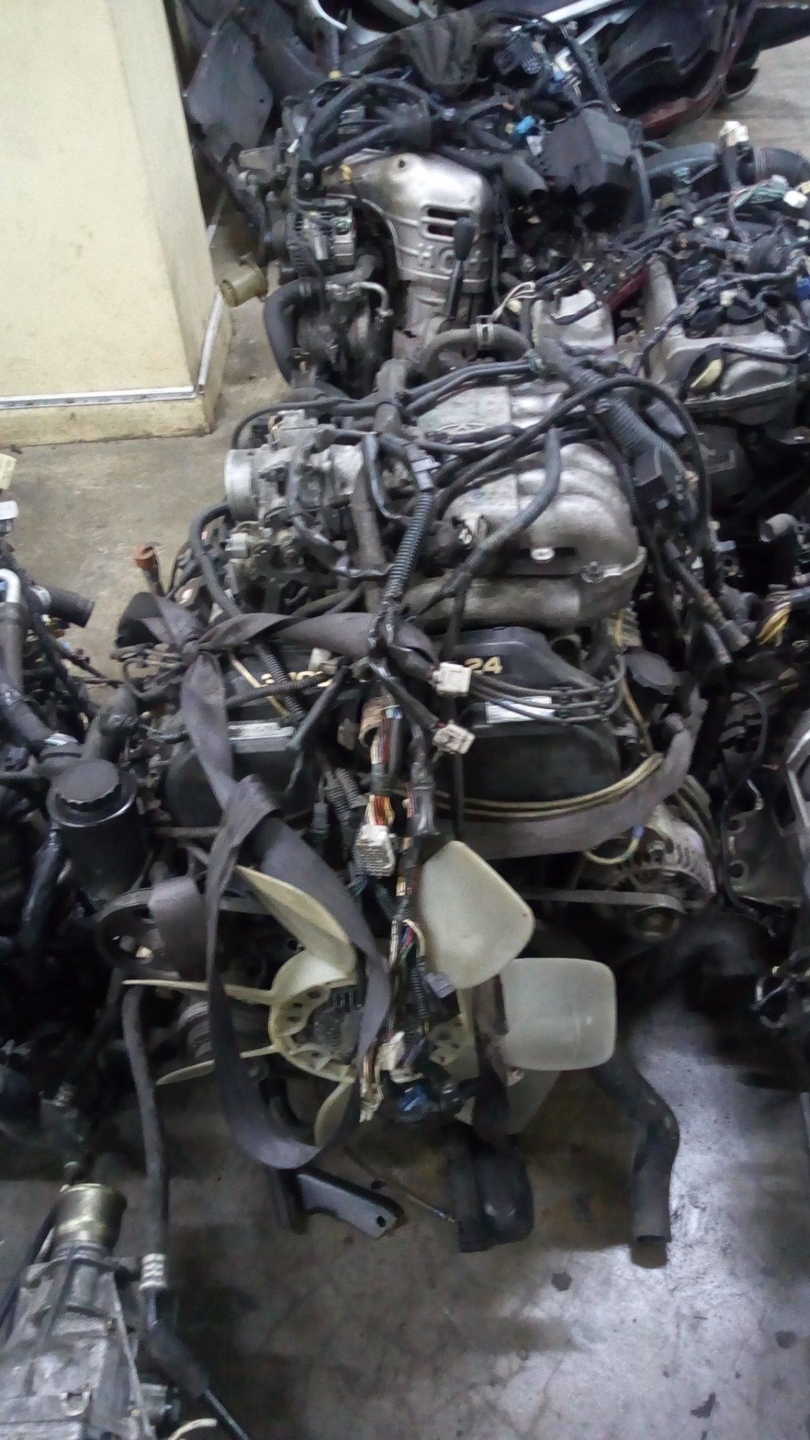 Toyota prado 120 engine global006