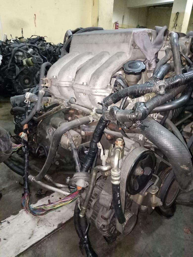 Mazda Bongo Engine Fe global01395