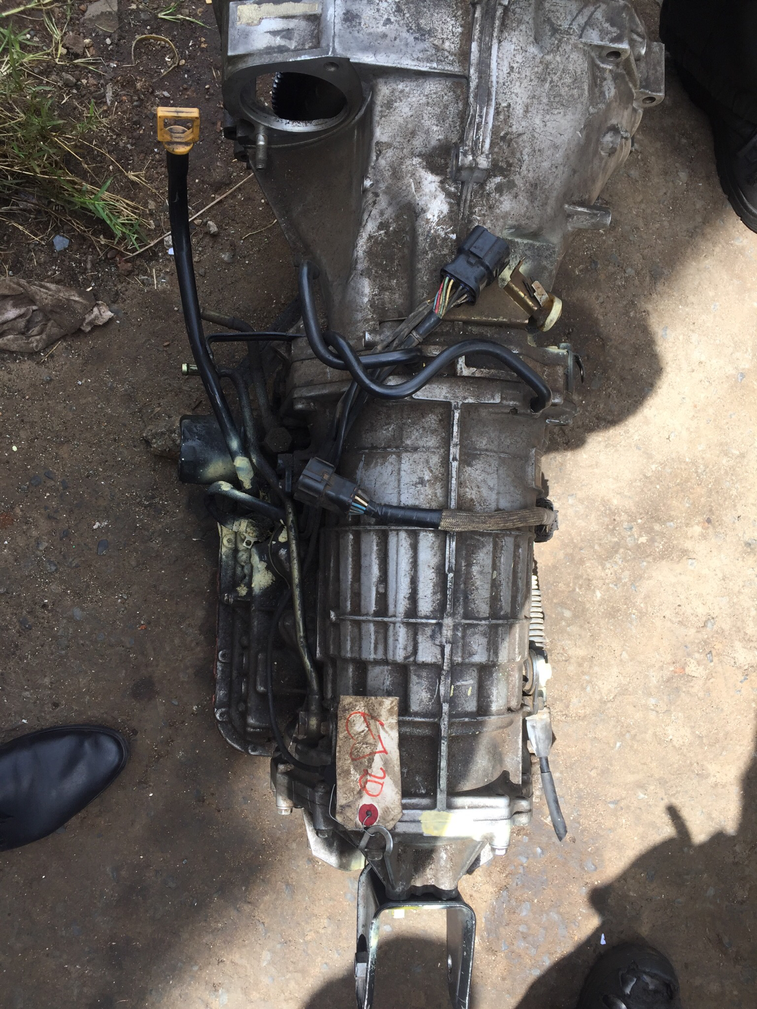 Subaru Impreza gearbox  01440