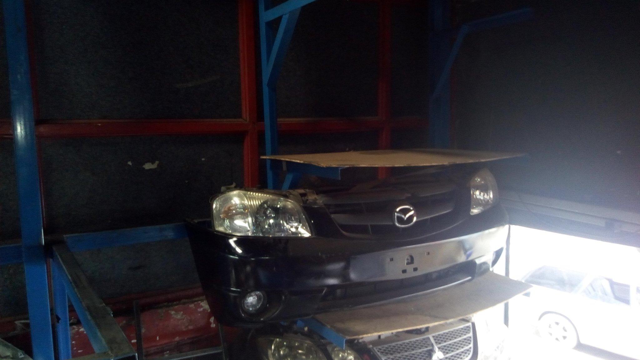 Mazda tribute nose cut ryn0001