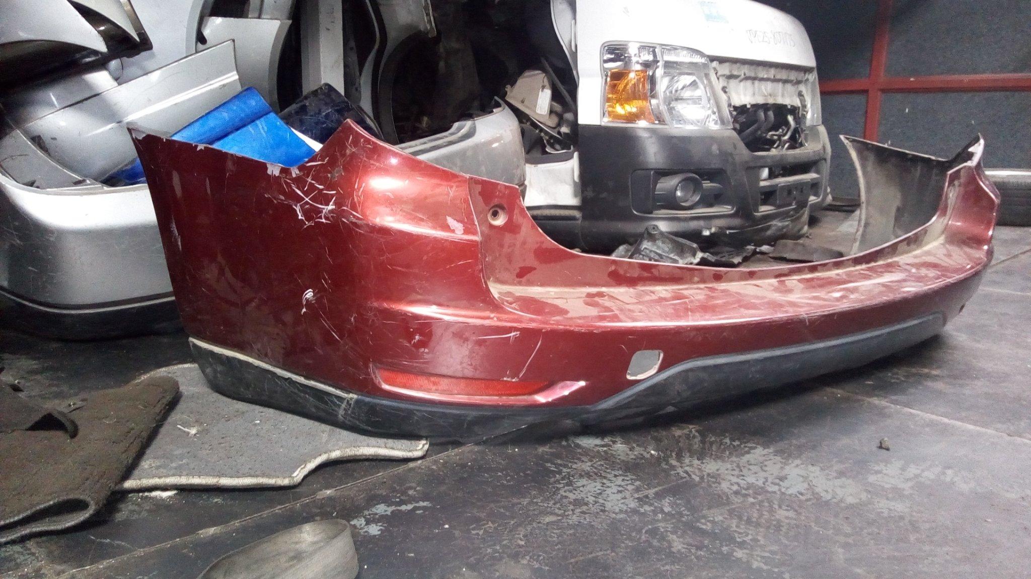 Subaru sh5 rear bumper 01445