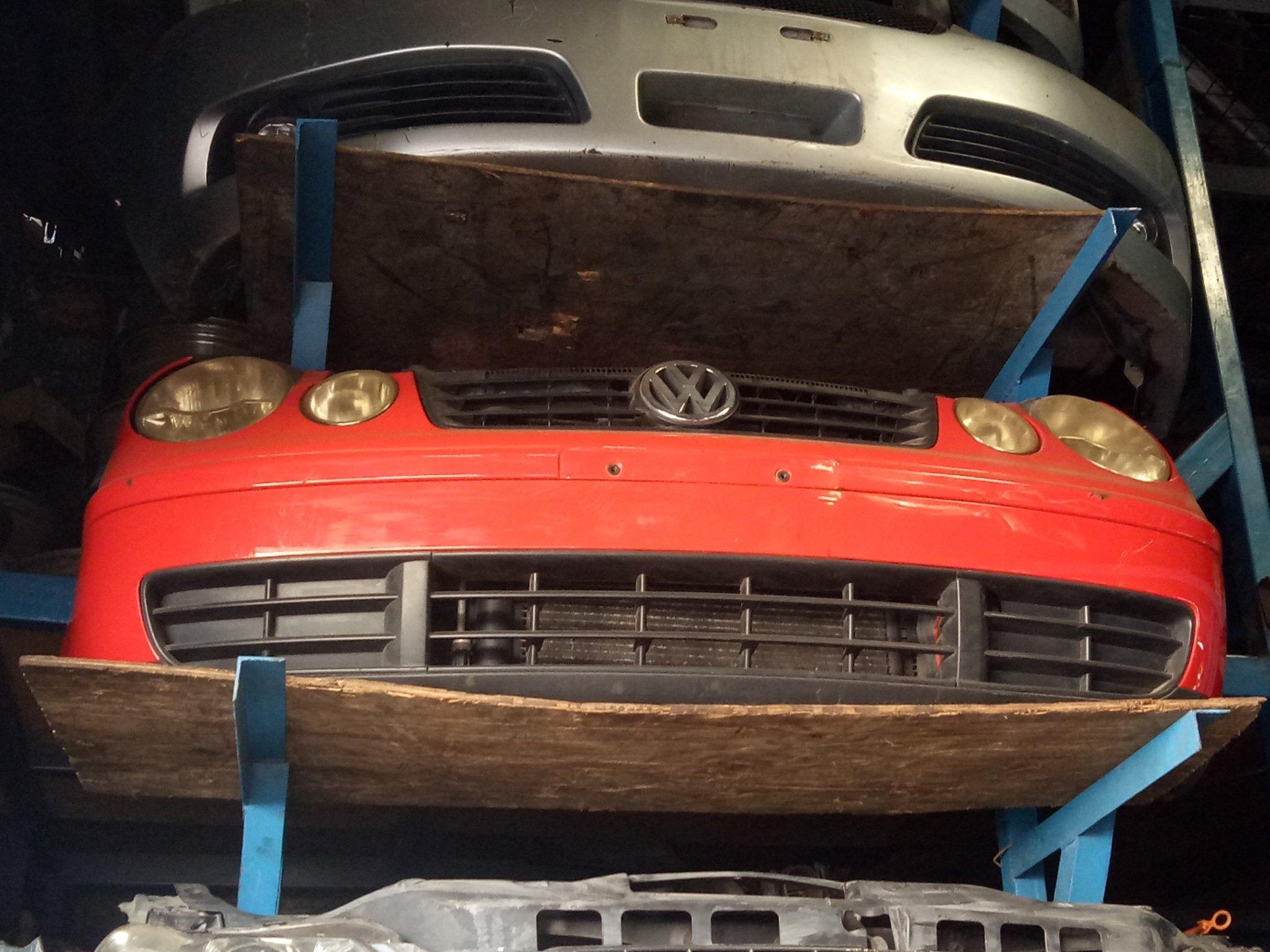 Vw Golf  old model nose cut asl01453