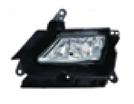 Mazda Fog Lamp New 01560