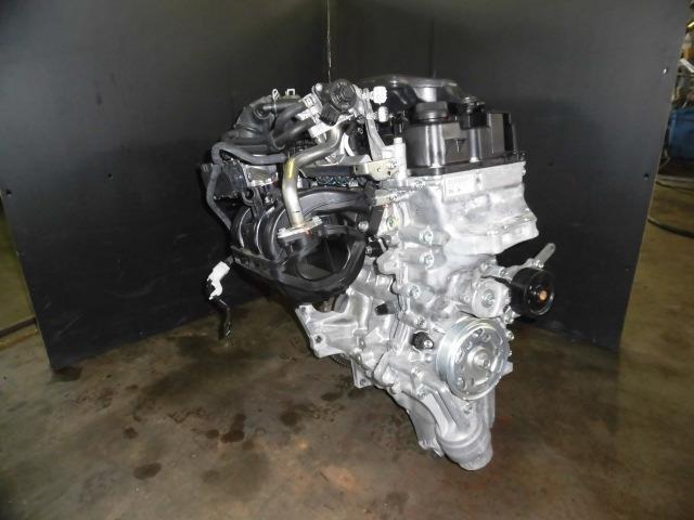 Toyota Engine 01697