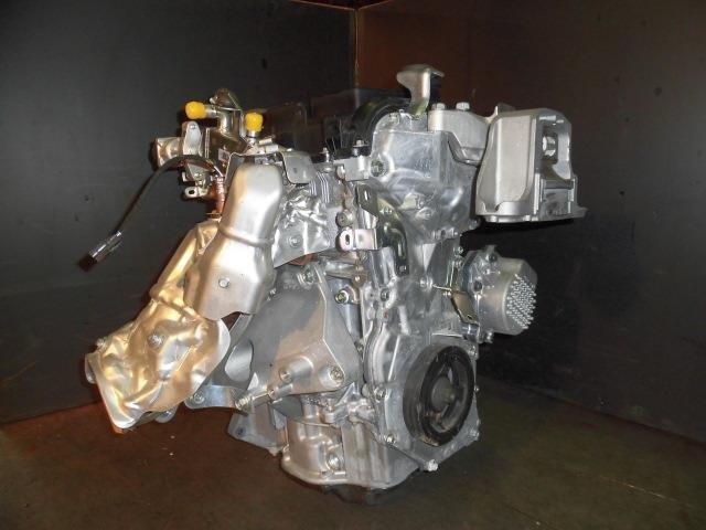Nissan Note Engine 01698