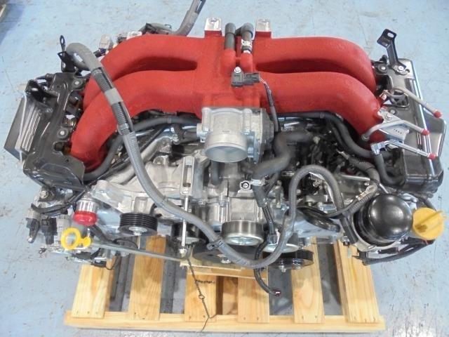 Subaru BRZ Engine 01699