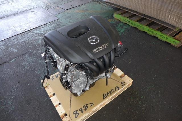 Mazda Axela Engine 01703