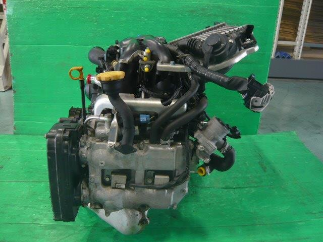 Subaru Forester EJ205 Engine 01717