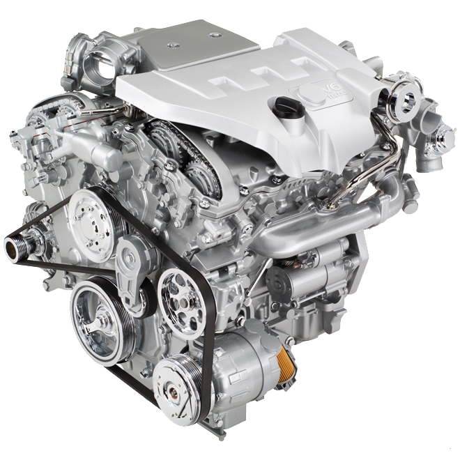 QD15 Engine 01761