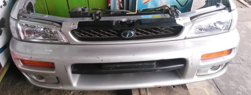 Subaru n6 nose cut 01799