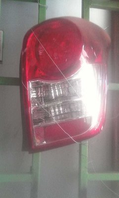 Fielder 2010 Tail Light
