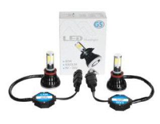 CMG5 LED H7, H11, 9005(HB3), 9006(HB4), 880(881), H1, H3, H16(5202), 9012