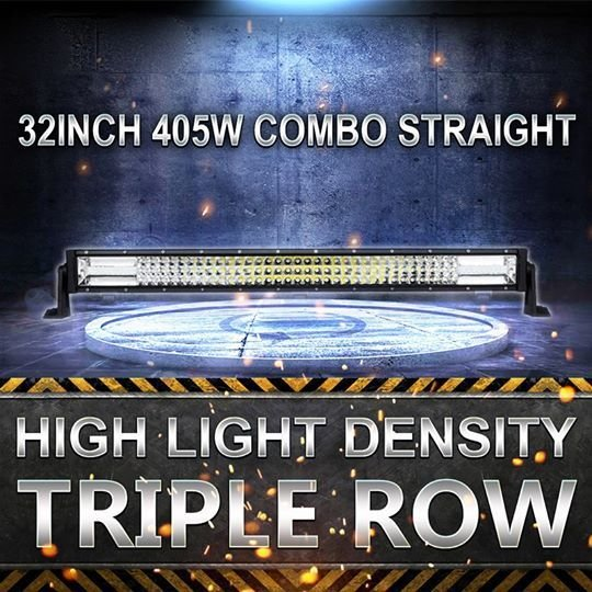 Triple row 32 inches 405w 02899