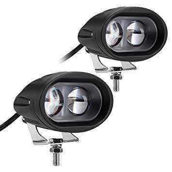 3.8 inches oval 20w spot lights