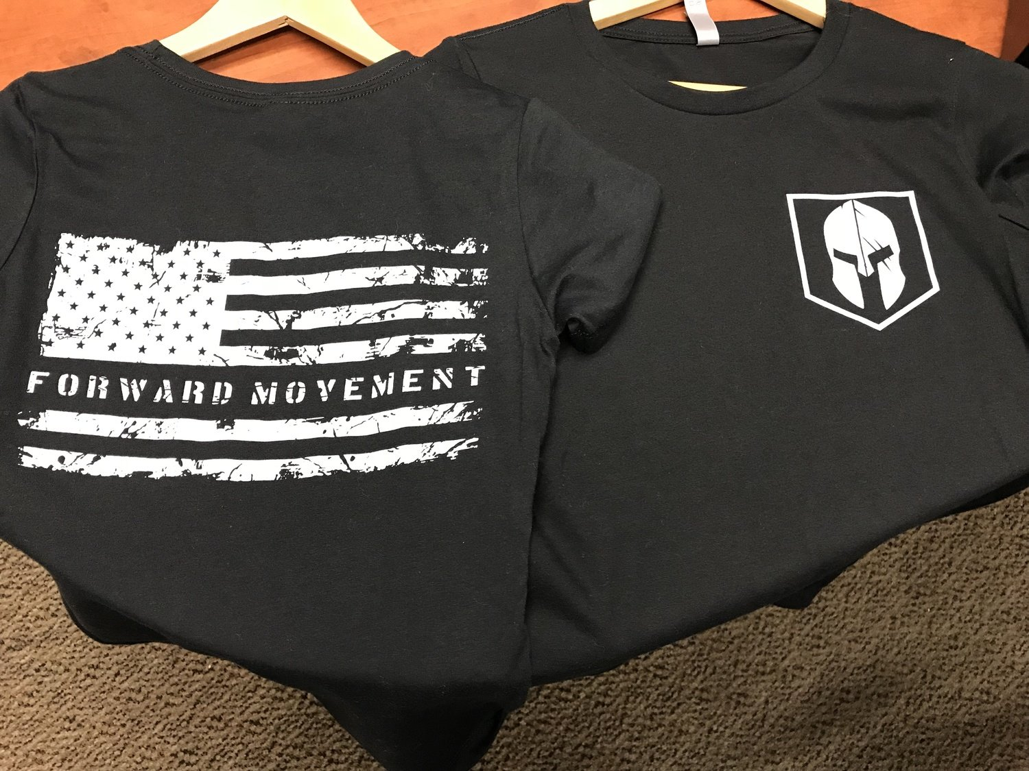 FMT Flag T-Shirts