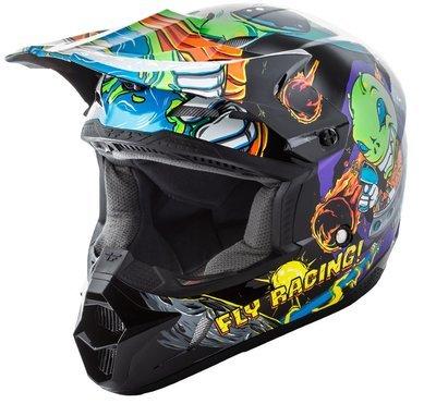 Fly Invasion Helmet Green