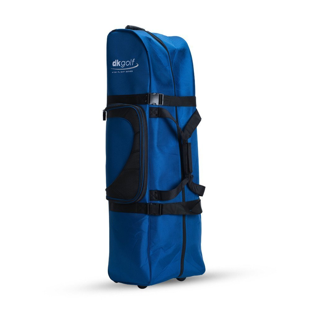 "DK ""GOLF"" Travel Bike Bag Blue"