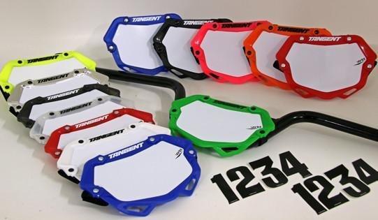 Ventril3D Number Pro Plates