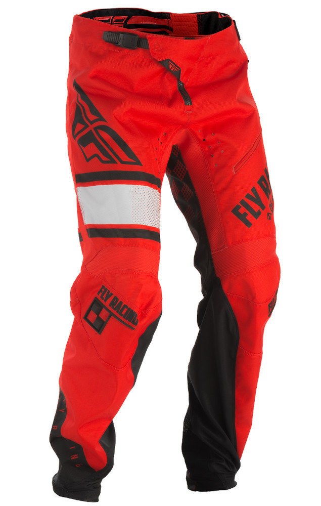 Fly Kinetic Era Pant Red