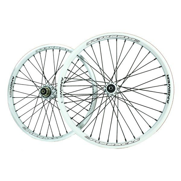 "Answer 24"" Pinnacle Pro Wheelset"