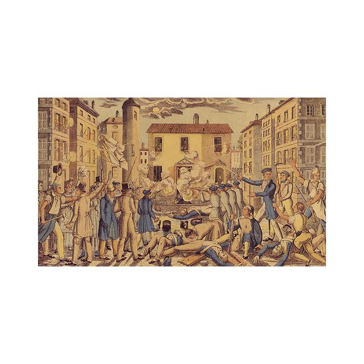 Frankfurter Wachensturm 1833