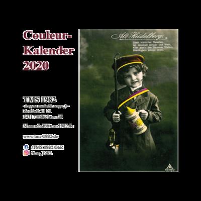 Couleur-Kalender 2020
