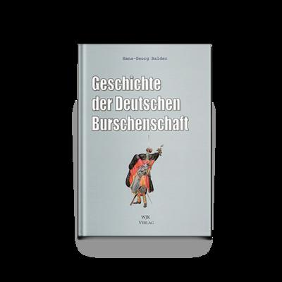 Geschichte der Deutschen Burschenschaft