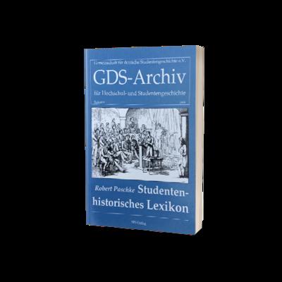 GDS-Archiv Studentenhistorisches Lexikon