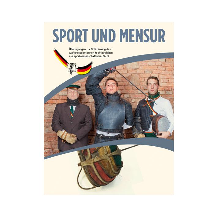 Sport und Mensur (Broschüre)