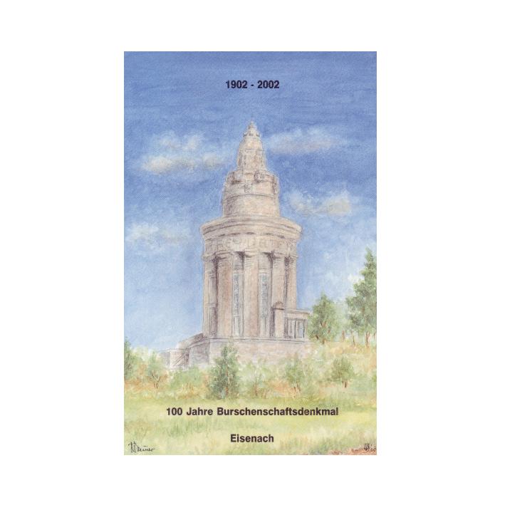 100 Jahre Burschenschaftsdenkmal Eisenach