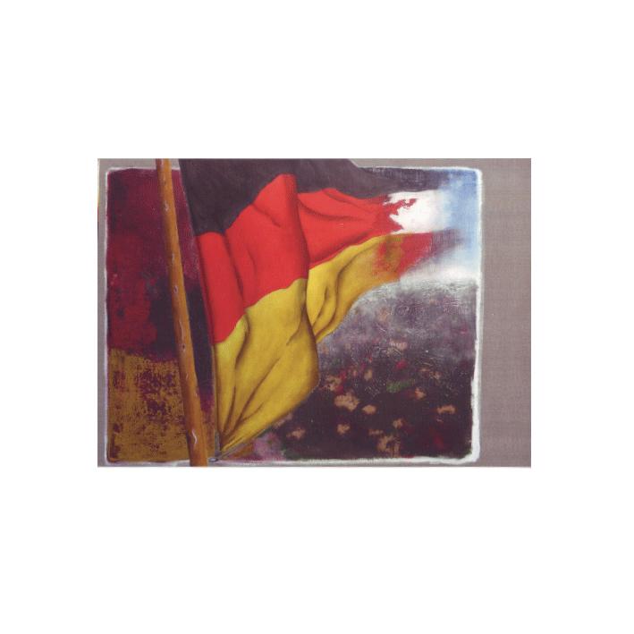 Deutschlandfahne (Couleurkarte)