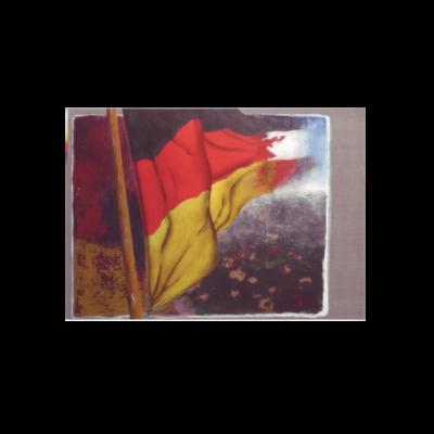 Deutschlandfahne (Original)