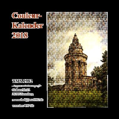 Couleur-Kalender 2018