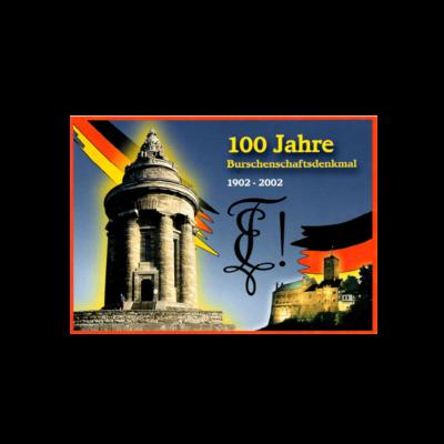 100 Jahre Burschenschaftsdenkmal