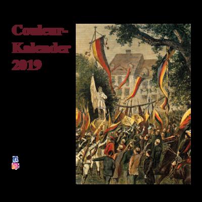 Couleur-Kalender 2019