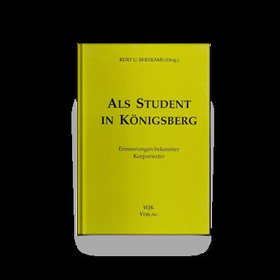 Als Student in Königsberg