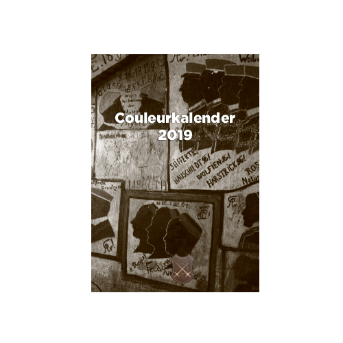 Sonderedition Couleur-Kalender 2019