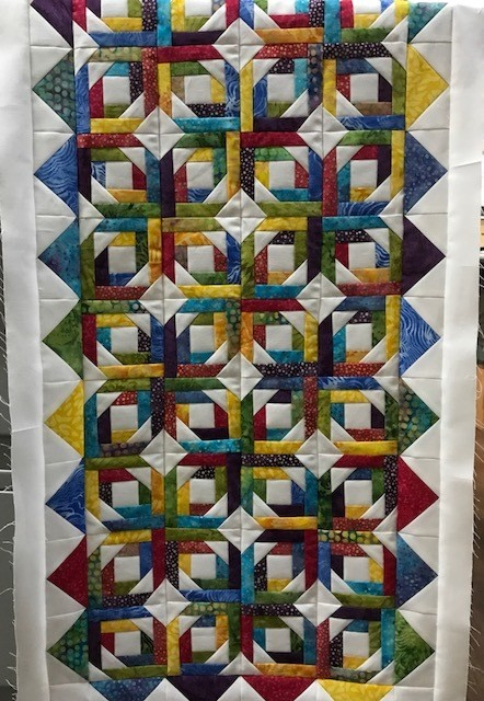 Free Quilting Ruler Quilt Demo - Saturday February 23 - 2:15pm